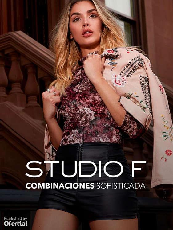 Ofertas de Studio F, Combinaciones Sofisticadas