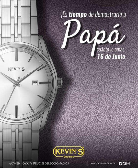 Ofertas de Kevin's Joyeros, Catalogo2019