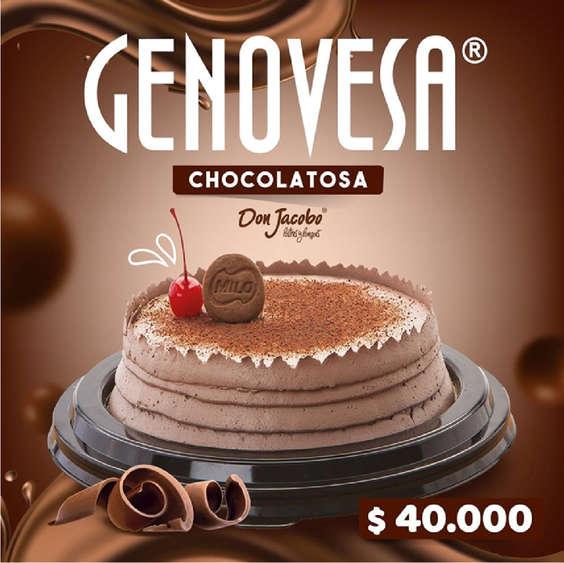 Ofertas de Don Jacobo, Genovesa Chocolate