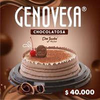 Genovesa Chocolate