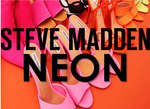 Ofertas de Steve Madden, Neon