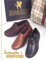Ofertas de Calzado Romulo, Catálogo para Hombres - Innovación y Versatilidad