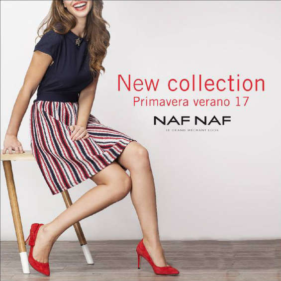 Ofertas de Naf Naf, Nueva Colección - Primavera Verano 2017