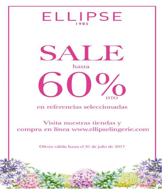 Ofertas de Ellipse, SALE hasta 60% dto en referencias seleccionadas