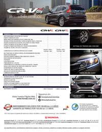Honda CRV City