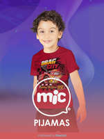 Ofertas de Mic Kids, Pijamas Niño