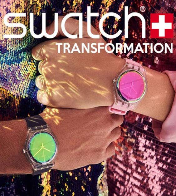 Ofertas de Swatch, Transformation
