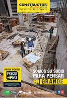Ofertas de Constructor, CONTRATISTAS