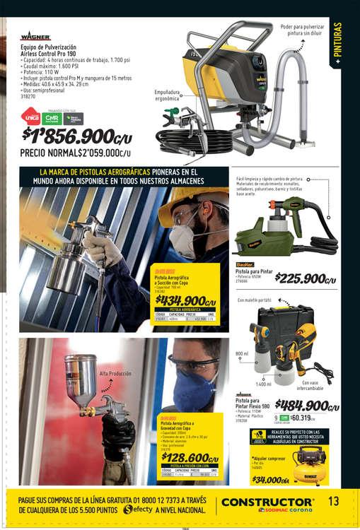 Ofertas de Constructor, Inspire a sus clientes, nosotros lo respaldamos - Villavicencio