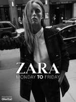 Ofertas de Zara, Monday To Friday