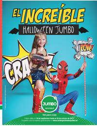 El increíble Halloween Jumbo