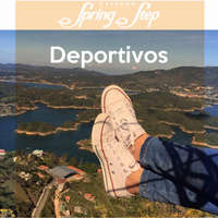 Deportivos Spring Step
