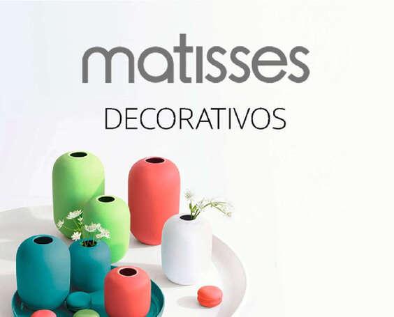 Ofertas de Matisses, Matisses decorativos