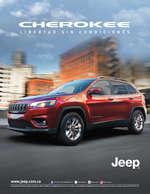 Ofertas de Jeep, Cherokee 2019