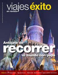 Viajes Éxito en revista - Antójate de recorrer el mundo con papá