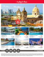 Ofertas de Viajes Éxito, Viajes Éxito en revista - Antójate de recorrer el mundo con papá