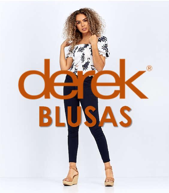 Ofertas de Derek, Blusas