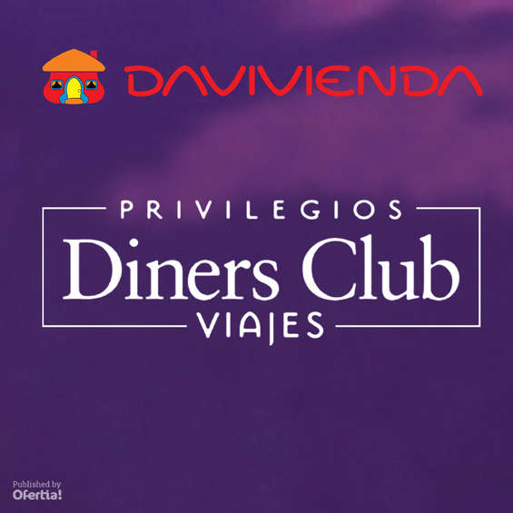 Ofertas de Davivienda, Davivienda_DinersClub