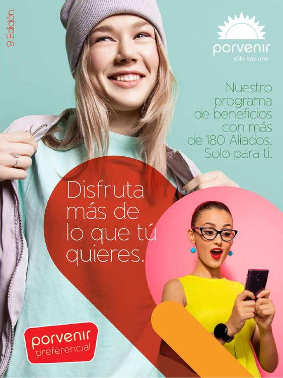 Ofertas de Porvenir, Porvenir preferencial - 9 edición Junio 2017