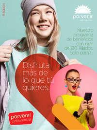 Porvenir preferencial - 9 edición Junio 2017