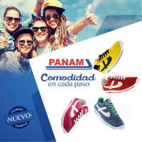 Nuevo calzado - Panam