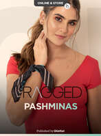 Ofertas de Ragged, Pashminas