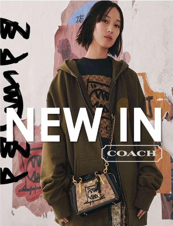 Ofertas de Coach, New In