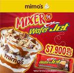 Ofertas de Helados Mimos, Mixer Jet
