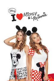 Bronzini Mickey & Minnie