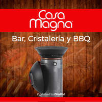 Casa Magna bbq