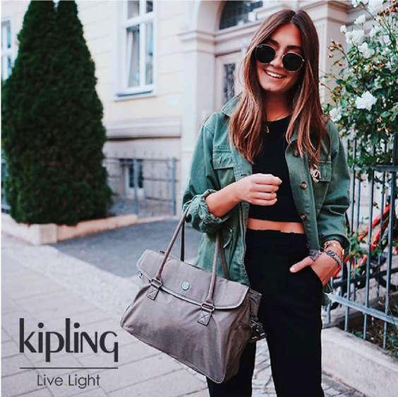 Tiendas Kipling - Horarios ae0472c601b7
