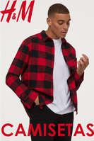Ofertas de H&M, Camisetas Hombre