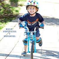 Bicis, vehículos y deportes