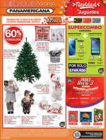Ofertas de Librería Panamericana, Miércoles naranja - Navidad y Juguetes
