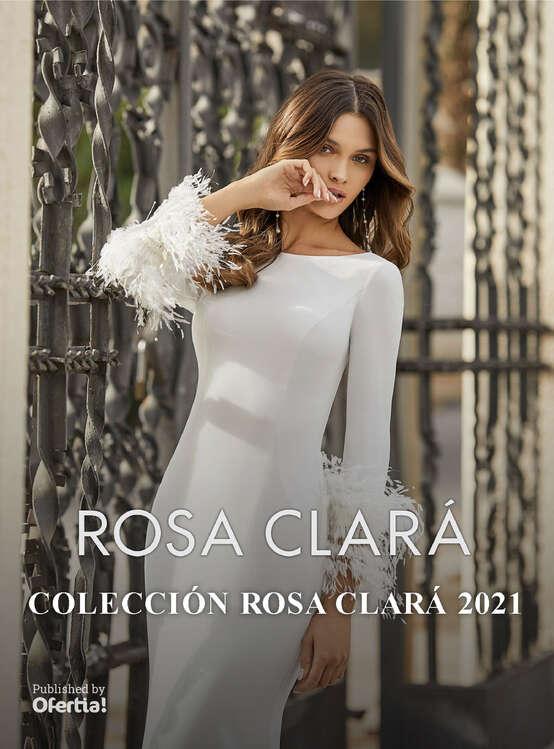 Ofertas de Rosa Clará, Colección Rosa Clará 2021