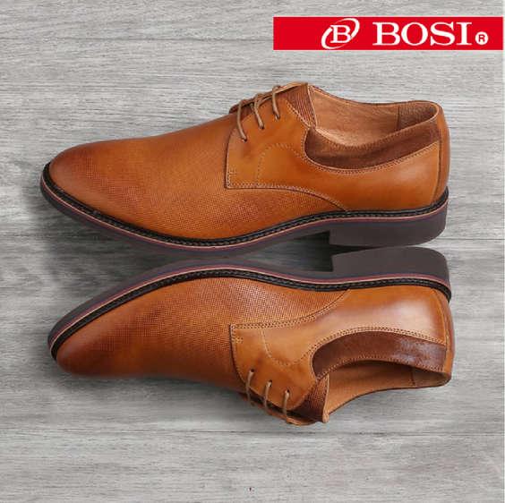 Ofertas de Bosi, Colección de zapatos para hombre