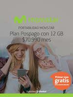 Ofertas de Movistar, Movistar portabilidad