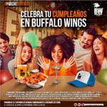 Ofertas de Buffalo Wings, Cumpleaños