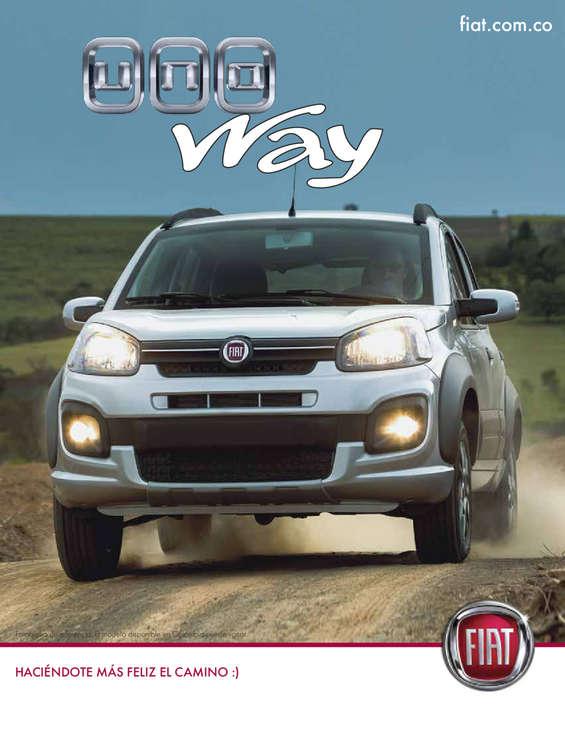 Ofertas de Fiat, Fiat Uno Way