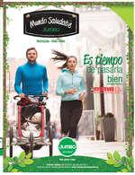 Ofertas de Jumbo, Revista mundo saludable - Es tiempo de pasarla bien