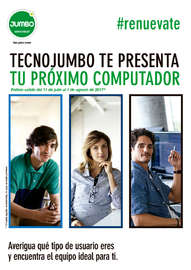 TecnoJumbo te presenta tu próximo computador
