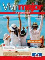 Ofertas de Droguería Olímpica, Revista Vivir Mejor
