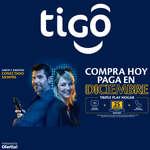 Ofertas de Tigo, Compra Hoy Y Paga En Diciembre