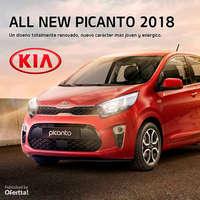 KIA New Picanto 2018