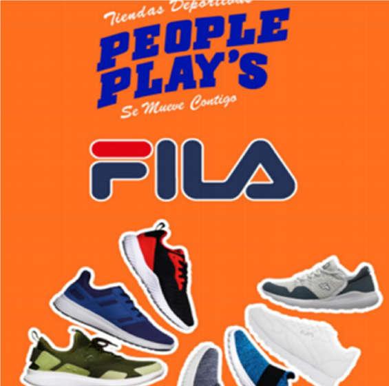 Ofertas de People Plays, Fila