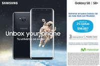 Estrena un Samsung Galaxy S8
