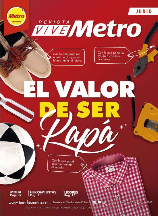 Ofertas de Metro, El Valor De Ser Papá