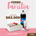 Ofertas de Don Jacobo, Combo Familia