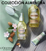 Ofertas de L'occitane, Colección Almendra