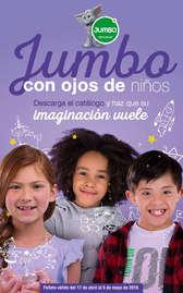 Jumbo Con Ojos De Niños